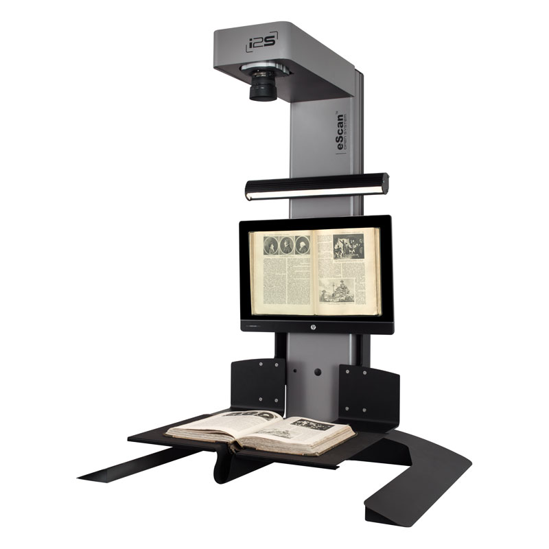 I2S Escan A3+ Book Scanner